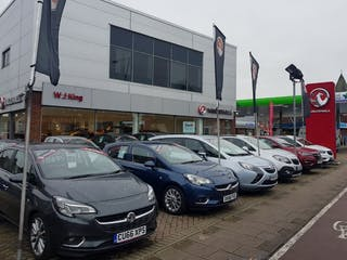 WJ King Vauxhall Bromley