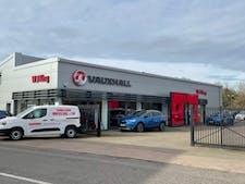 WJ King Vauxhall Rochester