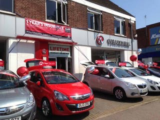 WJ King Vauxhall Welling