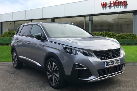 Peugeot 5008 1.2 Puretech S/S GT Line Premium 2020