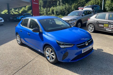 Vauxhall Corsa 1.2 SE Premium 2020