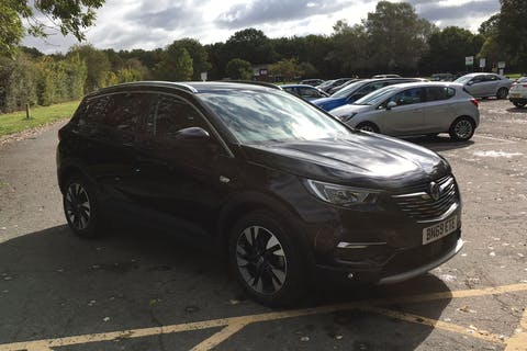 Vauxhall Grandland X 1.2 SRi Nav 2020