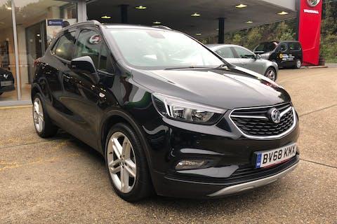 Black Vauxhall Mokka X 1.4 Design Nav 2018