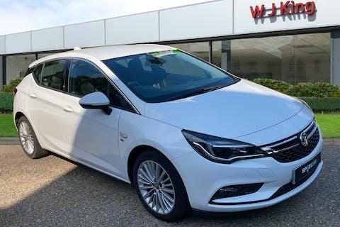 Vauxhall Astra 1.4 Elite Nav S/S 2018