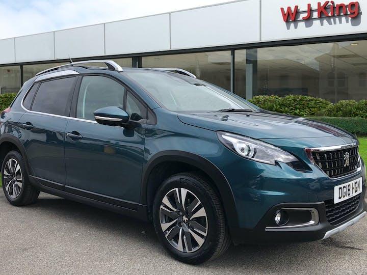 Peugeot 2008 1.2 Puretech Allure 2018