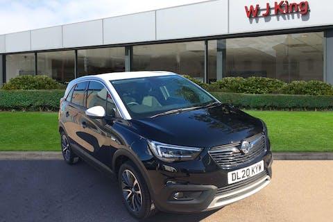 Vauxhall Crossland X 1.2 Elite Nav 2020