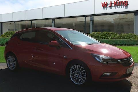 Vauxhall Astra 1.4 Elite Nav 2018