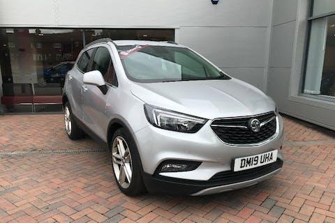 Silver Vauxhall Mokka X 1.4 Griffin Plus Ecotec 2019