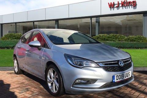 Vauxhall Astra 1.0 SRi Nav Ecotec S/S 2019