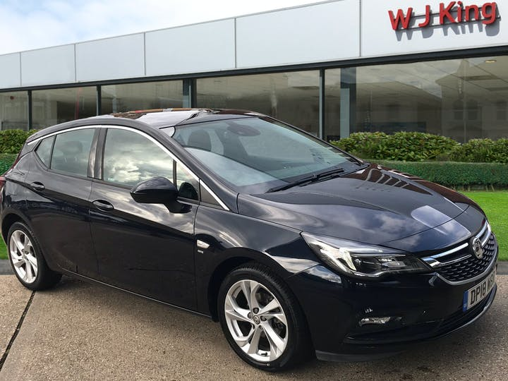 Vauxhall Astra 1.4 SRi Nav 2018