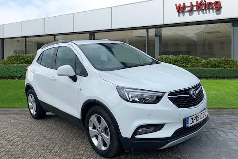 White Vauxhall Mokka X 1.4 Active Ecotec S/S 2019
