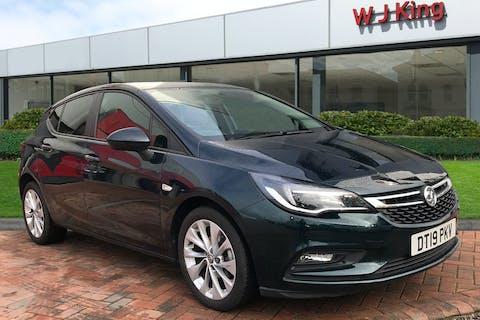 Vauxhall Astra 1.0 Tech Line Nav Ecotec S/S 2019