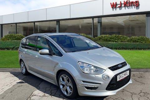 Ford S-max 2.2 Titanium X Sport TDCi 2012