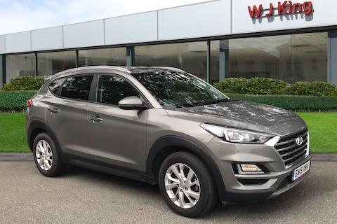 Hyundai New Tucson 1.6 T-GDI SE NAV 2019