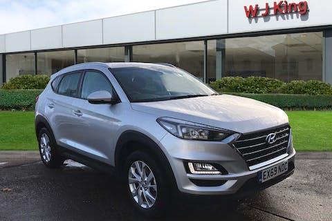 Hyundai New Tucson 1.6 GDI SE NAV 2019