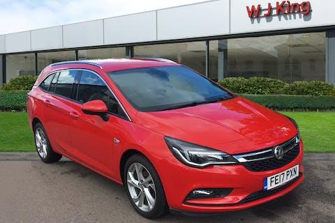 Vauxhall Astra 1.4 SRi S/S 2017