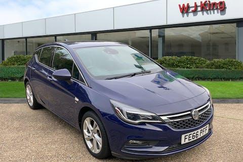 Vauxhall Astra 1.4 SRi Nav S/S 2016