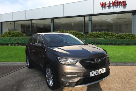 Vauxhall Grandland X 1.2 Elite Nav Premium 2020