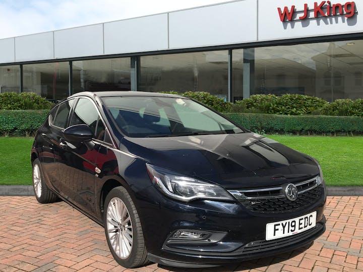 Vauxhall Astra 1.4 Elite Nav S/S 2019