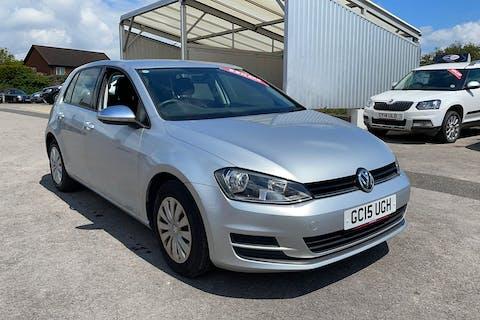 Volkswagen Golf 1.2 S TSI Bluemotion Technology 2015
