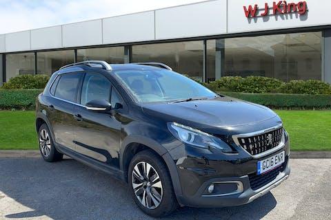 Peugeot 2008 1.2 Puretech Allure 2016