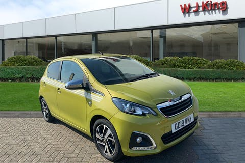 Peugeot 108 1.0 Collection 2019