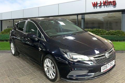 Vauxhall Astra 1.4 SE 2017