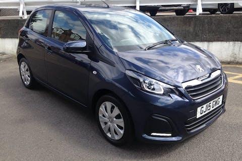 Peugeot 108 1.0 Active 2015