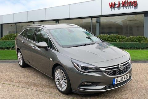 Vauxhall Astra 1.4 Elite S/S 2018