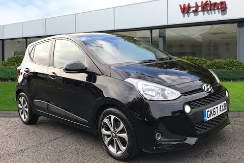 Hyundai i10 1.2 Premium SE 2017