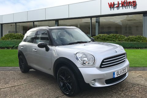 MINI Countryman 1.6 Cooper D All4 2011