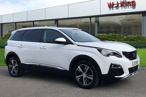 Peugeot 5008 1.2 Puretech S/S Allure 2020