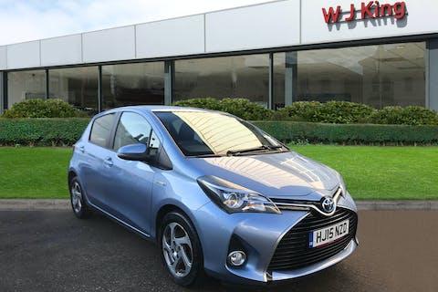 Toyota Yaris 1.5 Hybrid Icon 2015