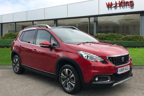 Peugeot 2008 1.2 Allure Premium 2019