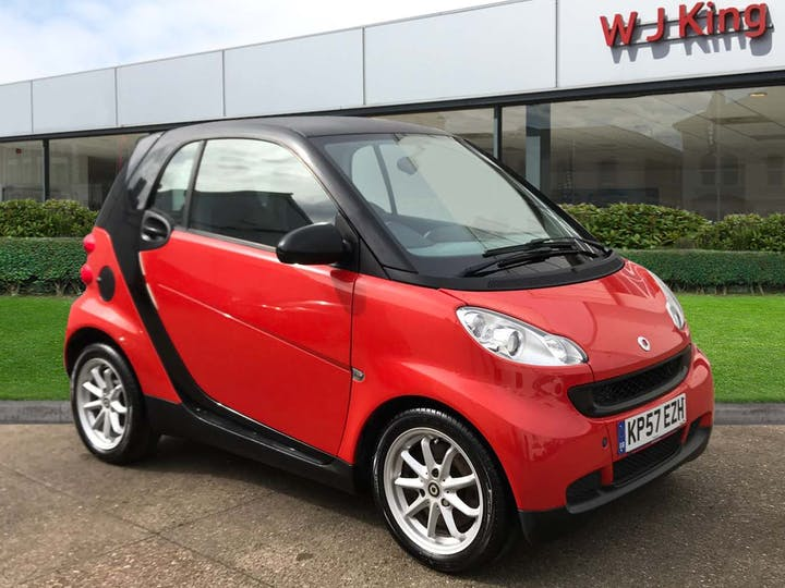 smart Fortwo Coupe 1.0 Pure 2007