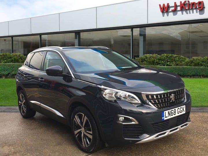 Peugeot 3008 1.2 S/S Allure 2018