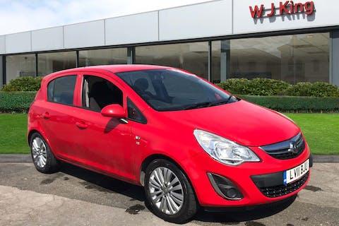 Vauxhall Corsa 1.0 Excite Ac Ecoflex 2011