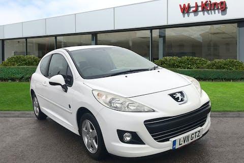 Peugeot 207 1.4 Envy 2011