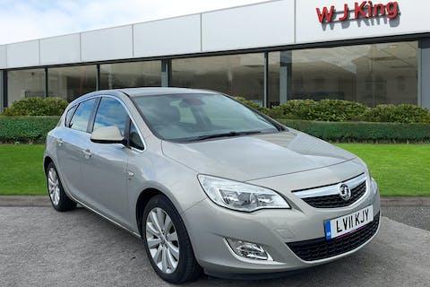 Vauxhall Astra 1.6 SE 2011