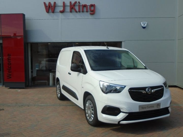 Vauxhall Combo 1.6 L1h1 2000 Sportive S/S 2020