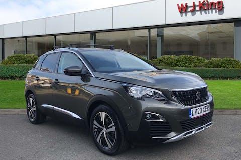Peugeot 3008 1.2 Puretech S/S Allure 2020
