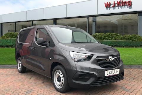 Vauxhall Combo Life 1.2 Edition S/S 2021