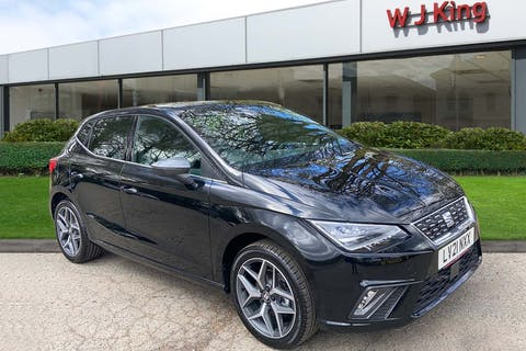 SEAT Ibiza 1.0 TSI Xcellence Lux 2021