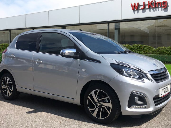 Peugeot 108 1.0 Collection 2021