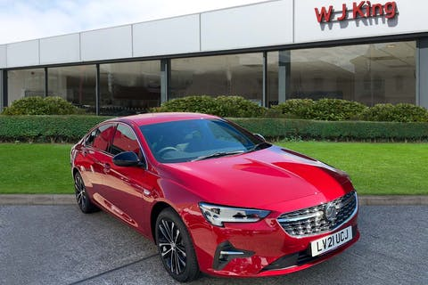 Vauxhall Insignia Grand Sport 1.5 Ultimate Nav 2021