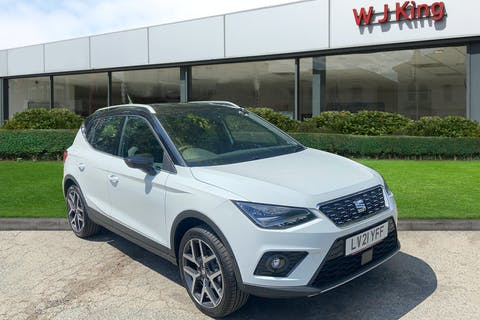 SEAT Arona 1.0 Ecotsi Xcellence Lux DSG 2021