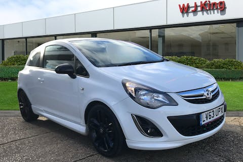 Vauxhall Corsa 1.2 Limited Edition 2013
