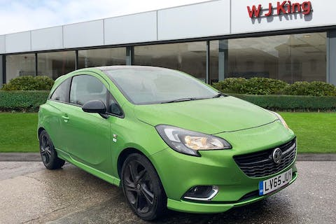 Vauxhall Corsa 1.2 Limited Edition 2015