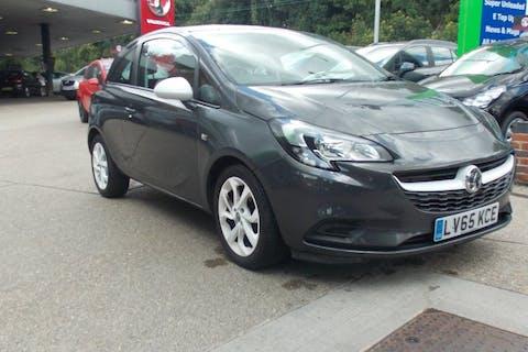 Vauxhall Corsa 1.4 Sting Ecoflex 2015
