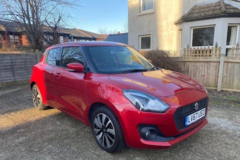 Suzuki Swift 1.0 Sz5 Boosterjet Shvs 2017